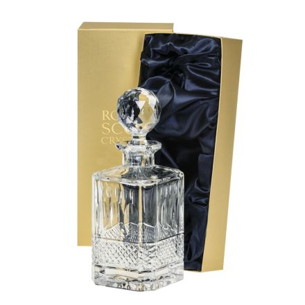 Belgravia - 1 Gin Decanter (Clear) (Presentation Boxed)