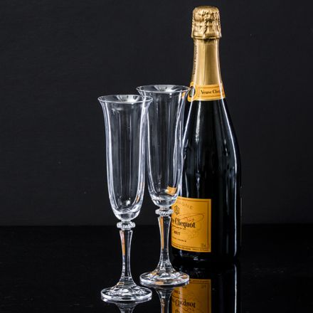 Classic Collection Pair of Flute Glasses