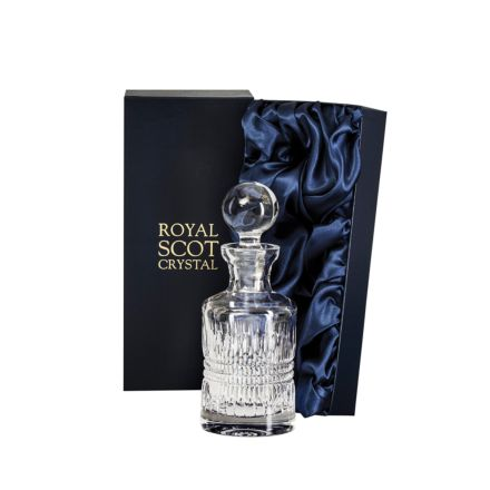Iona Single Round Gin Decanter (Gift Boxed)