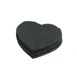 Heart Coasters (Set of 4)