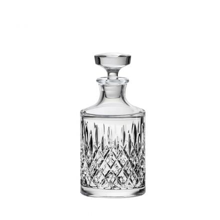 London Small Round Gin Decanter (Gift Boxed)