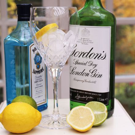 London 1 Gin and Tonic  (G&T) Copa Glass (Gift Boxed) - ONLINE EXCLUSIVE