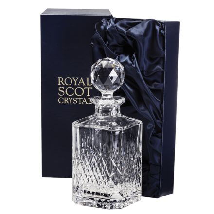 Mayfair - Square Spirit Gin Decanter (Presentation Boxed)