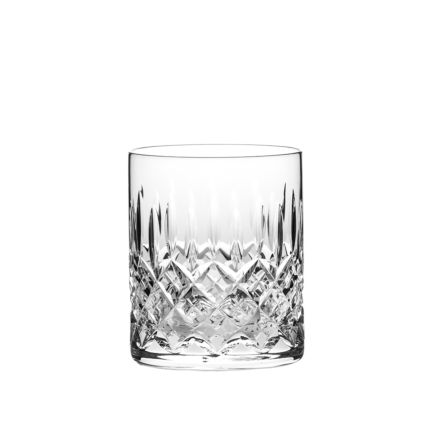 Sandringham - Single Large On the Rocks Tumbler 100 mm (Gift Boxed) | Royal Scot Crystal