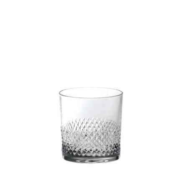 Tiara - 1 Crystal Large Gin & Tonic Tumbler (Gift Boxed)