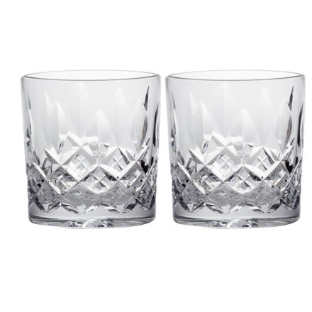 Westminster- 2 Crystal Large Gin & Tonic Tumblers (Gift Boxed)